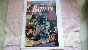 1993 DC COMICS DETECTIVE COMICS BATMAN # 665