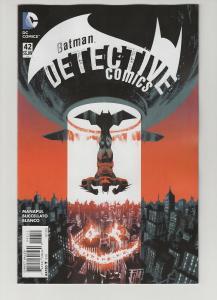 DETECTIVE COMICS (2011 DC) #42