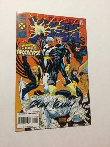 Amazing X-Men 1 NM Near Mint Signed By Andy Kubert With CoA