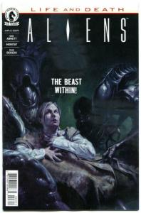 ALIENS Life and Death #3, VF+, Horror, more A vs P in store