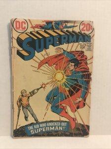 Superman #259