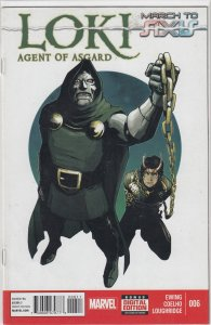 Loki: Agent of Asgard #6 (2014)