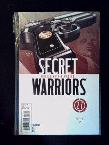 Secret Warriors #27 (2011)