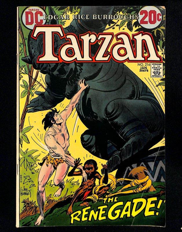 Tarzan (1972) #216
