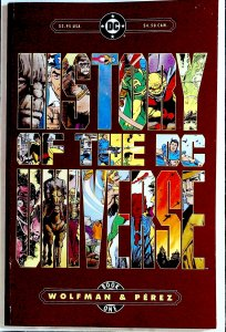 History of the DC Universe #1 (1987)