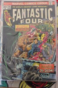 Fantastic Four 144 VG