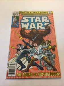 Star Wars 14 Nm Near Mint Newsstand Edition Marvel Comics