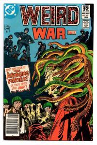 Weird War Tales #107 - (Very Fine+)