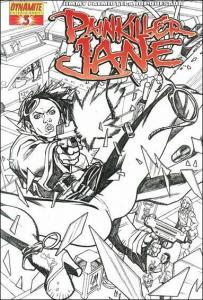 Painkiller Jane (Dynamite) #3E VF/NM; Dynamite | save on shipping - details insi