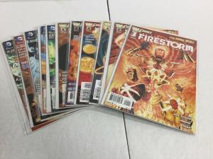 Fury Of Firestorm 1-10 12 Lot Set Run Nm Near Mint DC New 52 IK