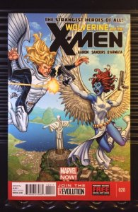 Wolverine & the X-Men #20 (2013)