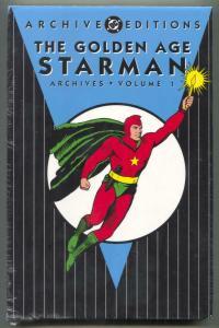 Golden Age Starman Archive Edition volume 1 hardcover