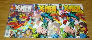 X-Men Chronicles #1-2 VF/NM complete series + variant - age of apocalypse set