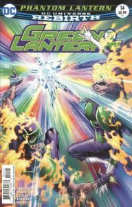 Green Lanterns #14 VF/NM; DC | save on shipping - details inside