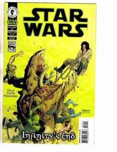 Lot Of 5 Star Wars Dark Horse Comic Books # 24 25 26 27 28 Infinity End  GM11