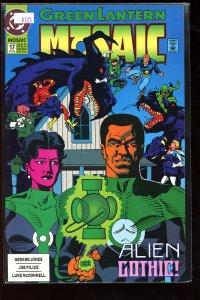 Green Lantern: Mosaic #17 (1993)