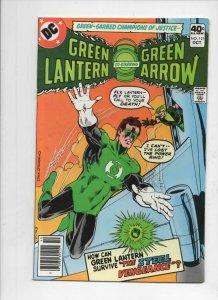 GREEN LANTERN #121, VF, Green Arrow, Steel Vengeance, 1960 1978 more in store
