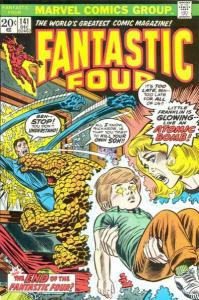 Fantastic Four (1961 series) #141, VG (Stock photo)