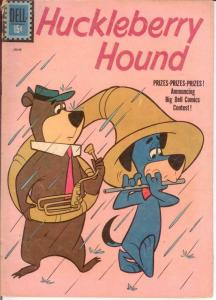 HUCKLEBERRY HOUND (1959-1970 DELL/GK) 11 VG COMICS BOOK