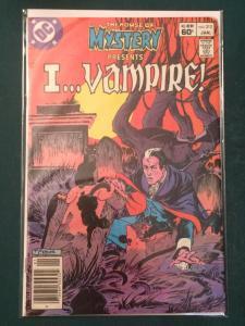 House of Mystery presents I... Vampire #312