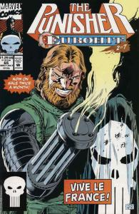 Punisher, The (2nd Series) #65 VF/NM; Marvel   save on shipping - details inside