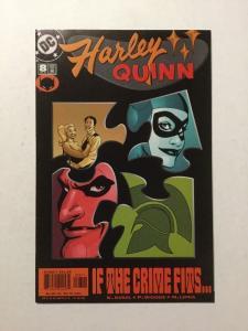 Harley Quinn 8 NM Near Mint