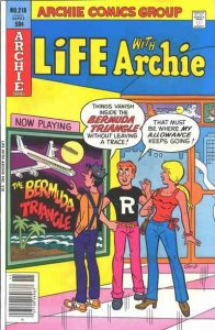 Life with Archie (1958 series) #218, VG+ (Stock photo)