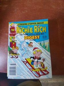 Richie Rich Digest Magazine #6 (1987)