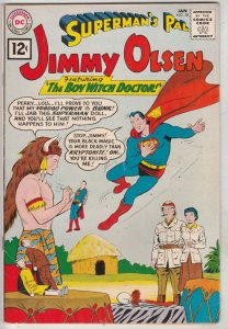 Jimmy Olsen, Superman's Pal  #58 (Jan-62) VF/NM High-Grade Jimmy Olsen, Superman