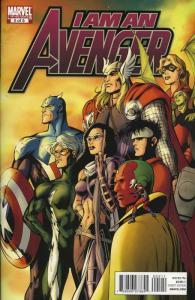 I Am An Avenger #5 VF/NM; Marvel | save on shipping - details inside