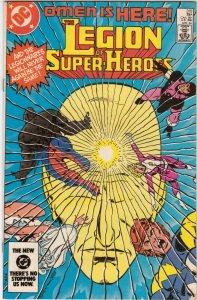 DC Comics! Legion of Super-Heroes! Issue 310!