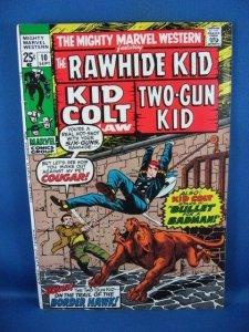 The Mighty Marvel Western #10 (Sep 1970, Marvel) F VF