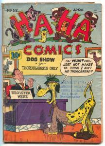 Ha Ha Comics #52 1948- Teepee Tim- Golden Age G-