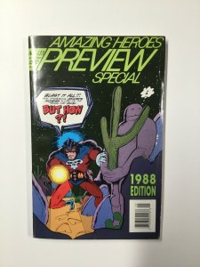 Amazing Heroes Preview Special 133 Very Fine Vf 8.0 Sc Softcover Tpb Andromeda