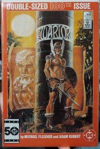 Warlord #100 (1985)