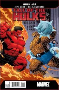 Marvel HULK (2008 Series) #19 VF