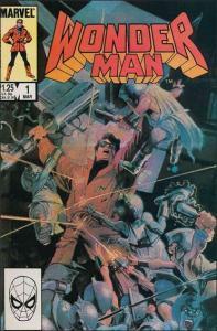 Marvel WONDER MAN (1986 Series) #1 VF