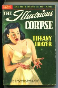 THE ILLUSTRIOUS CORPSE-#227-TIFFANY THAYER-SPICY-GOOD GIRL ART-vg