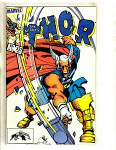 Mighty Thor # 337 NM Marvel Comic Book 1st Beta Ray Bill Appearance Key Odin GK4