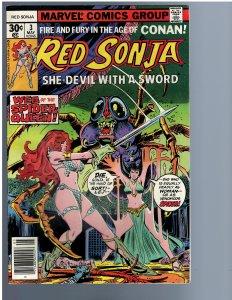Red Sonja #3 (1977)