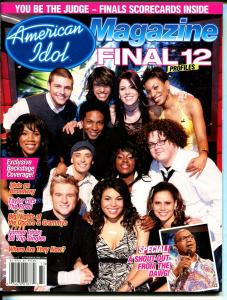 American Idol The Magazine Vol. 3 #2  2007-Sanjaya-Jordin Sparks-FN/VF