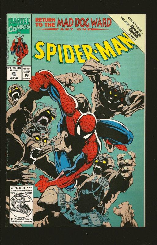 Marvel Comics Spider-Man #29 (1992)
