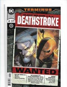 Deathstroke #41 DC Comics 1st Print mix1