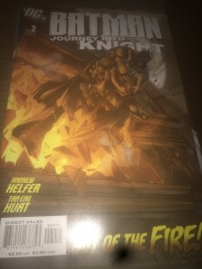 Batman: Journey Into Knight #2 (2005) Mint