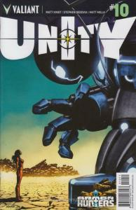 Unity (2nd Series) #10 VF; Valiant | save on shipping - details inside