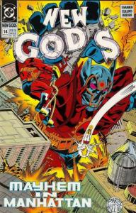 New Gods (1989 series) #14, NM- (Stock photo)