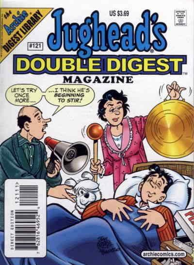 Jughead's Double Digest #121 VF/NM; Archie | save on shipping - details inside