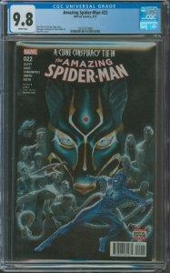 Amazing Spider-Man #20 CGC Graded 9.8