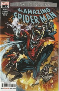 AMAZING SPIDER-MAN # 51.LR (2021) COVER A