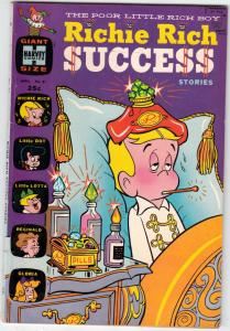 Richie Rich Success #31 (Apr-70) FN/VF+ High-Grade Richie Rich